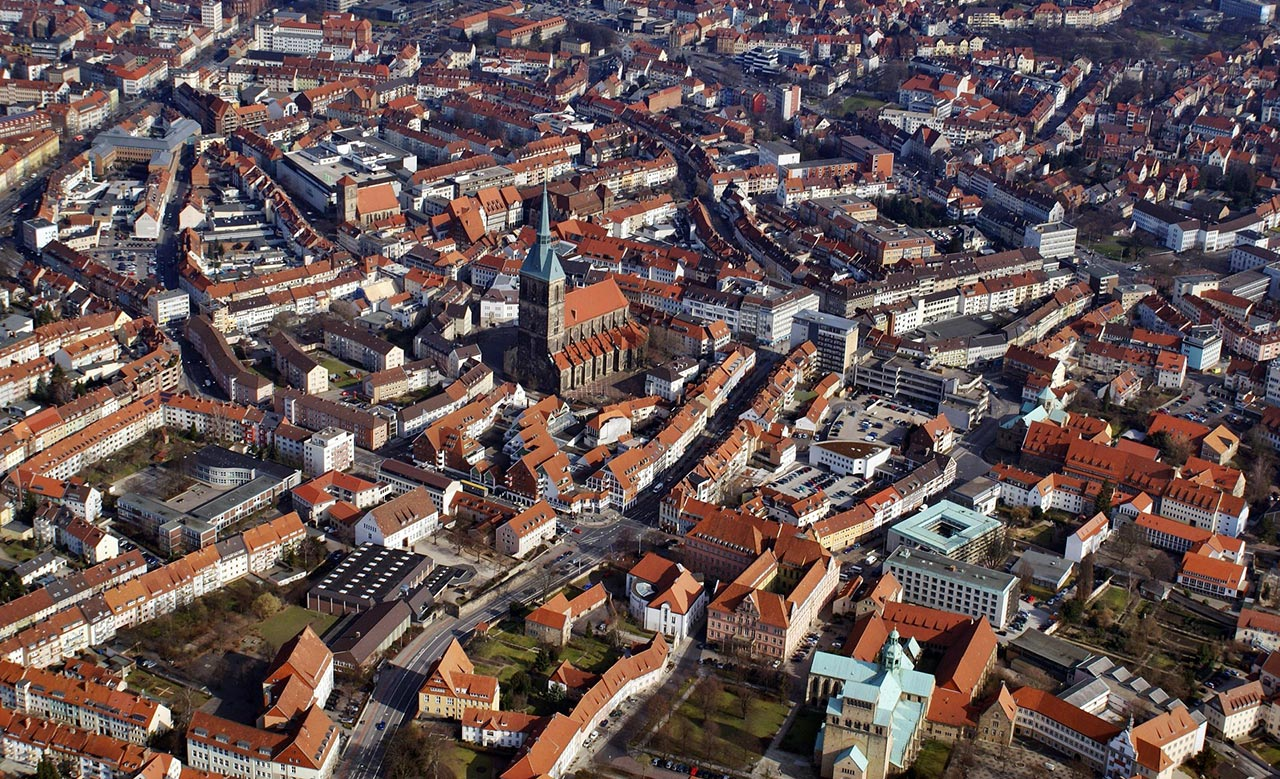 Hildesheim, ideal für Tagung, Kongress und Firmenevents - YUNYTY
